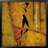 Voleva Sola Andare Poster af Roberto Fantini