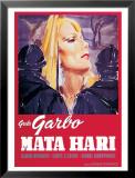Mata Hari Print