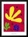 Elements Vegetaux, c.1947 Poster av Henri Matisse