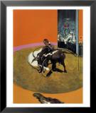 Etude Pour une Corrida No. 1, c.1969 Prints by Francis Bacon