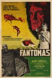 Fantomas Affiche originale