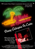 Una noche en la Habana: Dizzy Gillespie en Cuba Lámina maestra