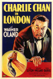 Charlie Chan in London Masterprint