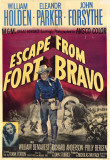 Escape from Fort Bravo Masterprint