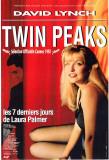 Twin Peaks : les derniers jours de Laura Palmer|Twin Peaks: Fire Walk with Me Affiche originale