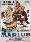 Marius Affiche originale