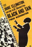 Black and Tan Masterprint