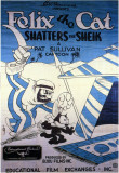 Felix the Cat Shatters the Sheik Masterprint