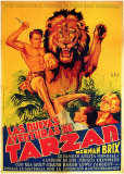 New Adventures of Tarzan Masterprint