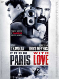 From Paris With Love Masterprint