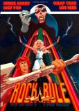 Rock and Rule Affiche originale