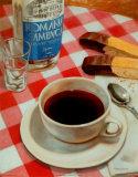 Un petit verre après le dîner Affiches par David Marrocco