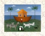 竹でできた箱舟 ポスター : コリーン・スロイ
