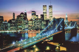 Byen som aldri sover Plakater