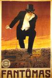 Fantomas Plakater