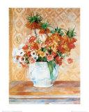 Stilleben Poster af Pierre-Auguste Renoir