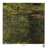 El estanque de los nenúfares, 1904 Arte por Claude Monet
