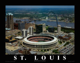 St. Louis Cardinals Poster