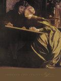 The Painter's Honeymoon, 1864 Affischer av Frederick Leighton