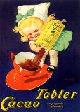 Tobler Cacao Posters tekijänä  Onwy