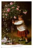 The Young Gardener Poster af James Hayllar