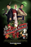A Very Harold and Kumar Christmas Affiche