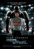 Real Steel アートポスター