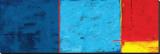 One Day with Rothko Bedruckte aufgespannte Leinwand von Carmine Thorner