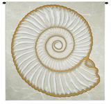 Ammonite タペストリー