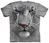 White Tiger Face Vêtements