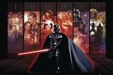Star Wars Anthologie, met Darth Vader op voorgrond Foto