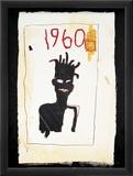 Untitle (1960) Affiche par Jean-Michel Basquiat