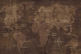 The World Prints by Luke Wilson