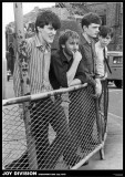 Joy Division-Stockport July 79 Affischer