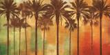 Palm Paradise Pôsters por John Seba
