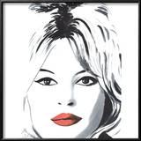 Bardot Prints by Irene Celic