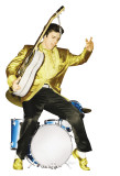 Elvis Presley TALKING Cardboard Cutouts