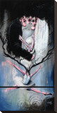 Celebrating Black Hallows Stretched Canvas Print by Jon Hall