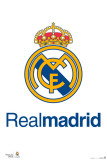 Real Madrid FC - Shield Affiches
