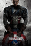 Captain America Kunstdruck