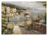 Marina Vista II Art par Peter Bell