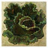 Lettuce Prints by Suzanne Etienne
