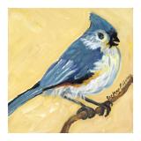 Bird Square II Affiche par Suzanne Etienne