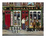 Irish Pub Posters by Suzanne Etienne