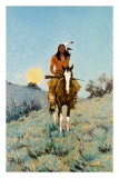 The Outlier Posters by Frederic Sackrider Remington