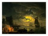 1769 Poster von Claude Joseph Vernet