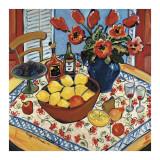 The Lemon Bowl Poster par Suzanne Etienne