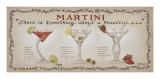 Martini Collection Kunstdrucke von Janet Kruskamp