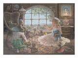 Schöne Aussicht Kunstdrucke von Janet Kruskamp