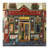 O'Connor's Pub Poster by Suzanne Etienne